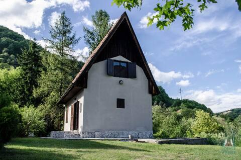 Appartementenlocatie echt hoog / Bosnische piramides