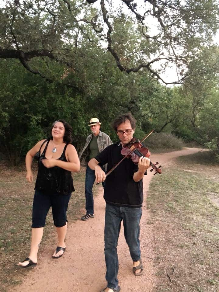 The Fiddle Serenade