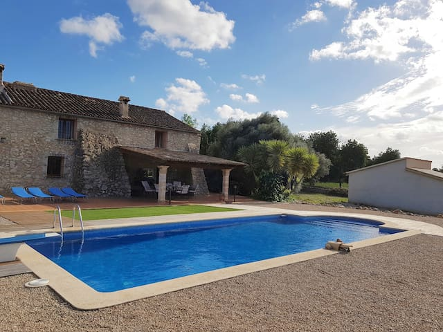 Can Mercader, rural house in the heart of Mallorca