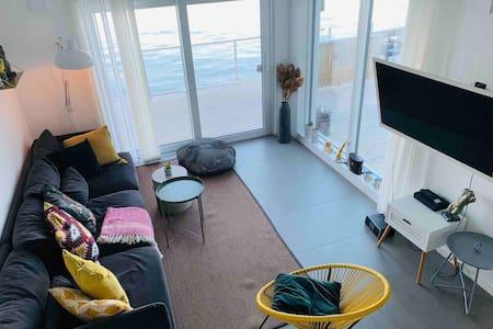 Unique Oceanfront Apartment