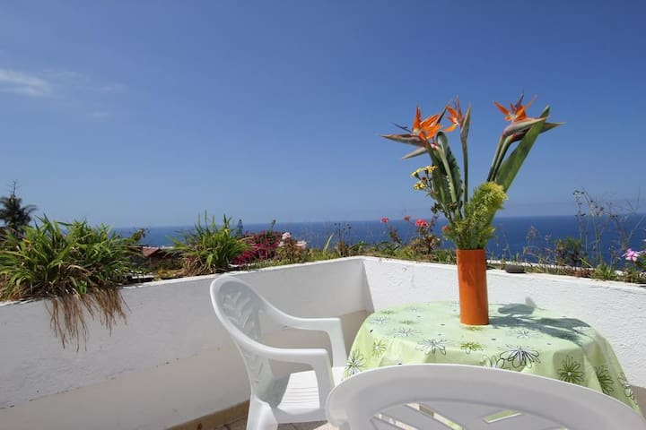 Apartment 5 (sea view) - Finca el Rincon
