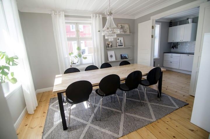 Rymligt  hus i centrala Piteå