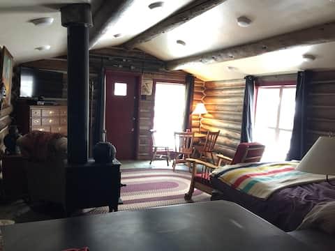 Renovated Historic Miner's Cabin