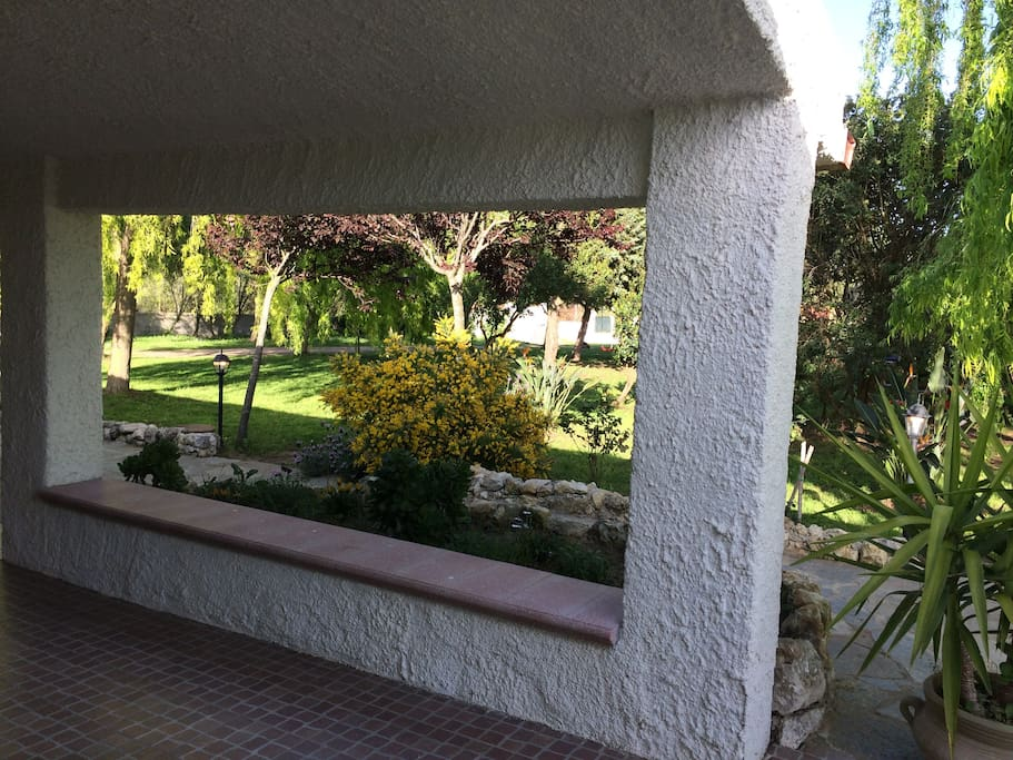La vostra veranda