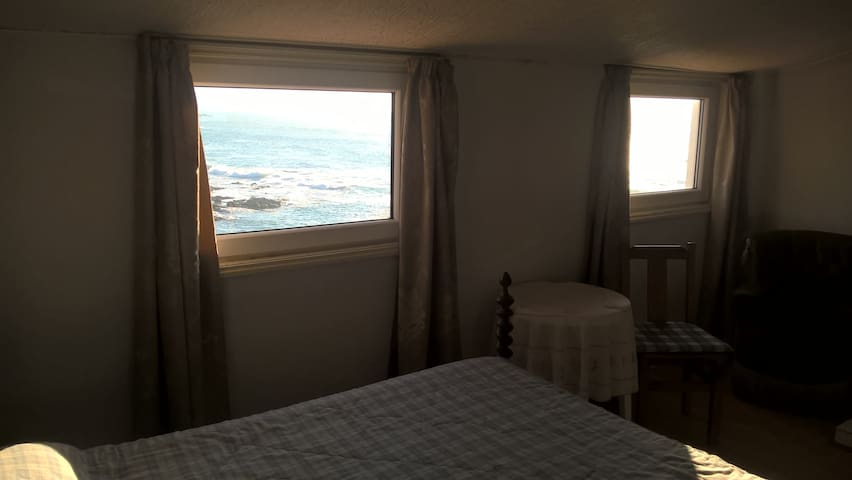 Caravela (Room nº3) Double Room with Sea-View - Perafita - Haus