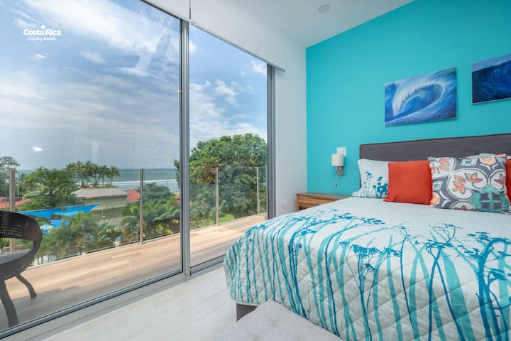 Beautiful 2 bedroom Ocean view Sunset 405