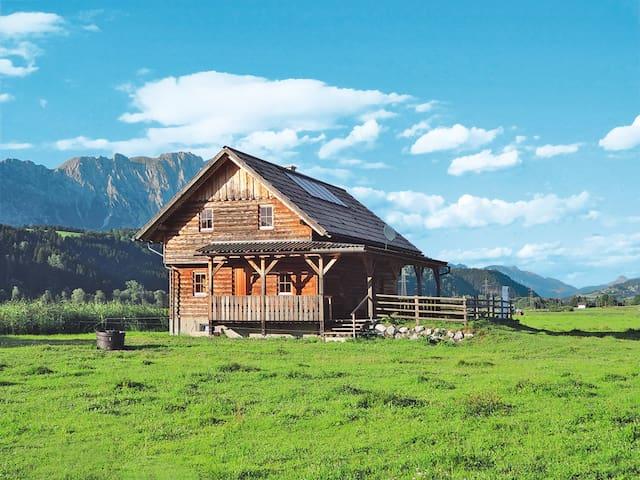 Steiners Blockhütte - Stein an der Enns - Talo