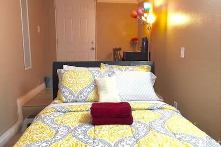 Excellent BedRoom Near Disney Land - Garden Grove - Casa