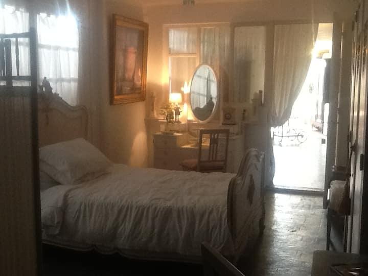 Artist studio apartment