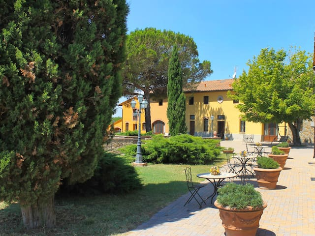 Holiday apartment Montereggi for 4 persons