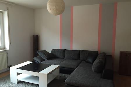 Möbilierte Wohnung mit Südbalkon - Heinsberg - Selveierleilighet