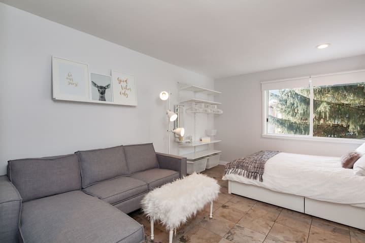 April Sale on Newly Renovated Studio - Whistler - Apartemen