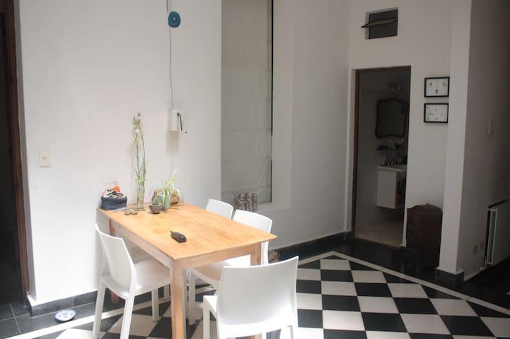 Loft in Recoleta - Beautiful and comfortable