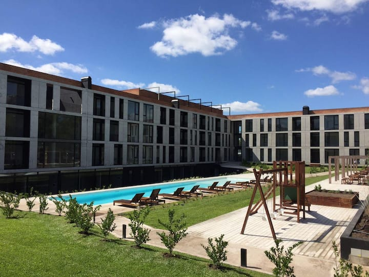 Studio en Pilar w/amenities- Amenities Available!