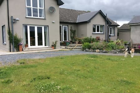 Comfortable accommodation at The Lodge, Fiddaun. - Ardrahan