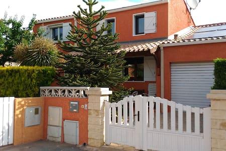 Villa paisible quartier résidentiel - Marseillan - House