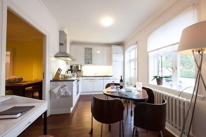 Villa Strandperle Wenningstedt Sylt - Wenningstedt-Braderup - Apartment