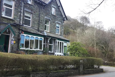 Gilbertscar Foot - Self Catering - Cumbria - House