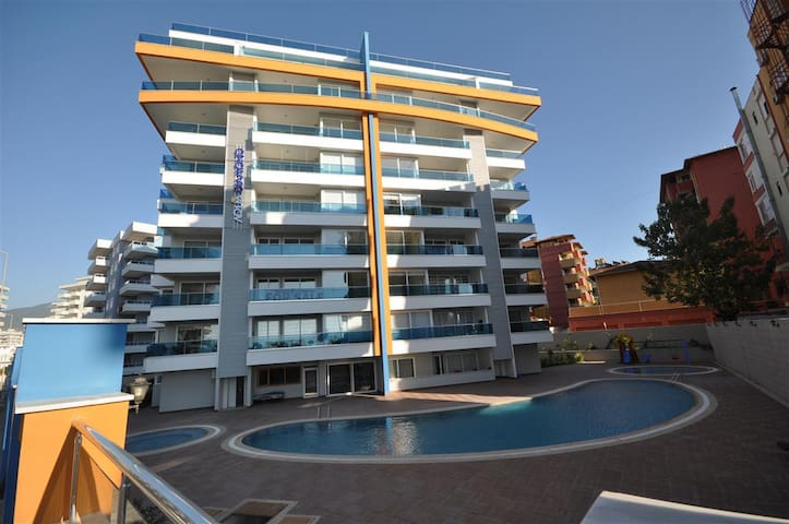 New apartment, with wifi and beach - Alanya - Apartment
