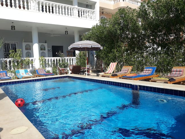 VIP Apartments Luxor - Two Bedroom 2nd level