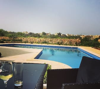 Xaghra Gozo 2 Bedroom with Pool near sandy beach - Xaghra