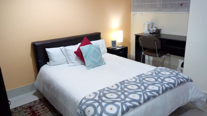Habitación 112 doble con baño privado