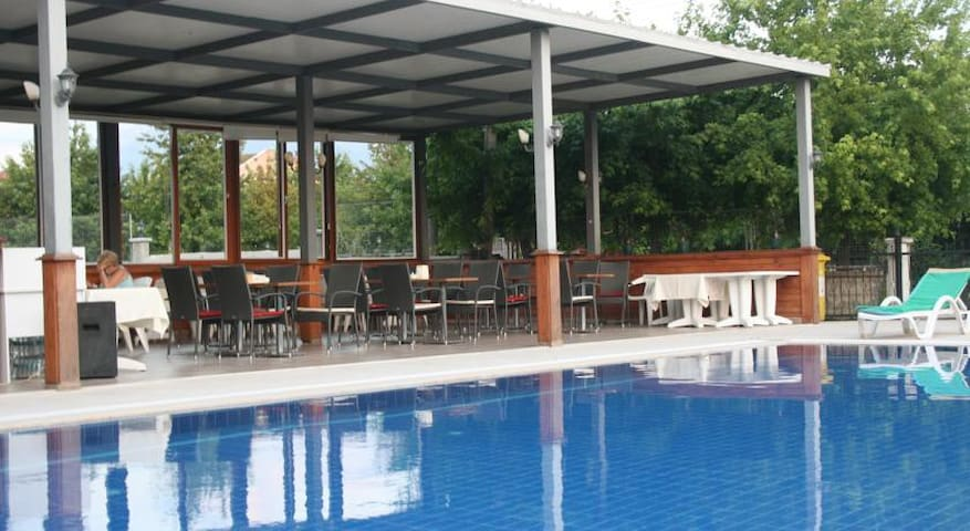 Tugay Hotel Double/Twin Room with Breakfast - Fethiye