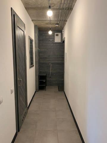 Квартира целиком Студио-Лофт