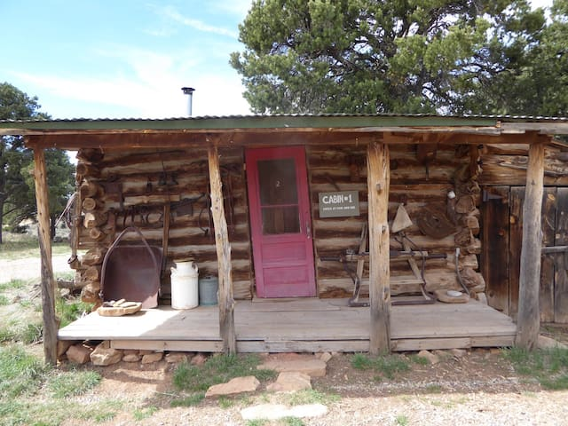 Utah Homestead-3- Cabin #1 - Monticello - Chatka