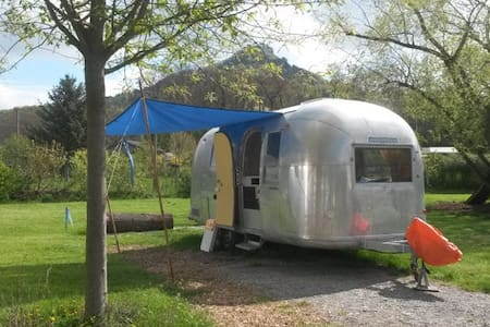 Airstream Hotel am Bodensee - Reichenau - Trailer
