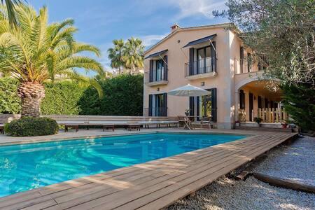 Amazing Villa Gabriela in Portals (Golf Bendinat) - Calvià