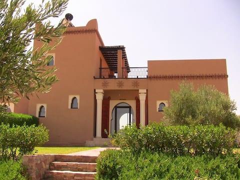 Villa Amizmiz Road - Near Marrakech city