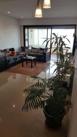 Bel appartement de haut standig à louer