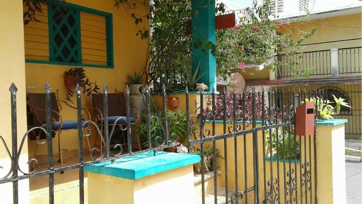 Casa Zuzy :  La Luna Studio  : Local Living