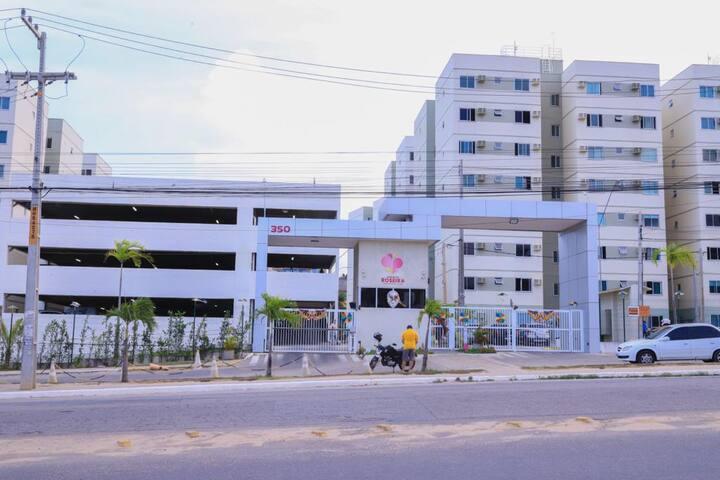 Apartamento perto de Recife e Olinda