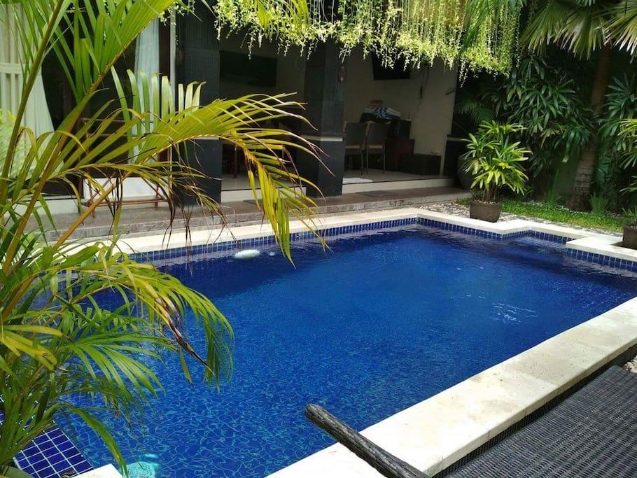 Legian Private Pool Rooms