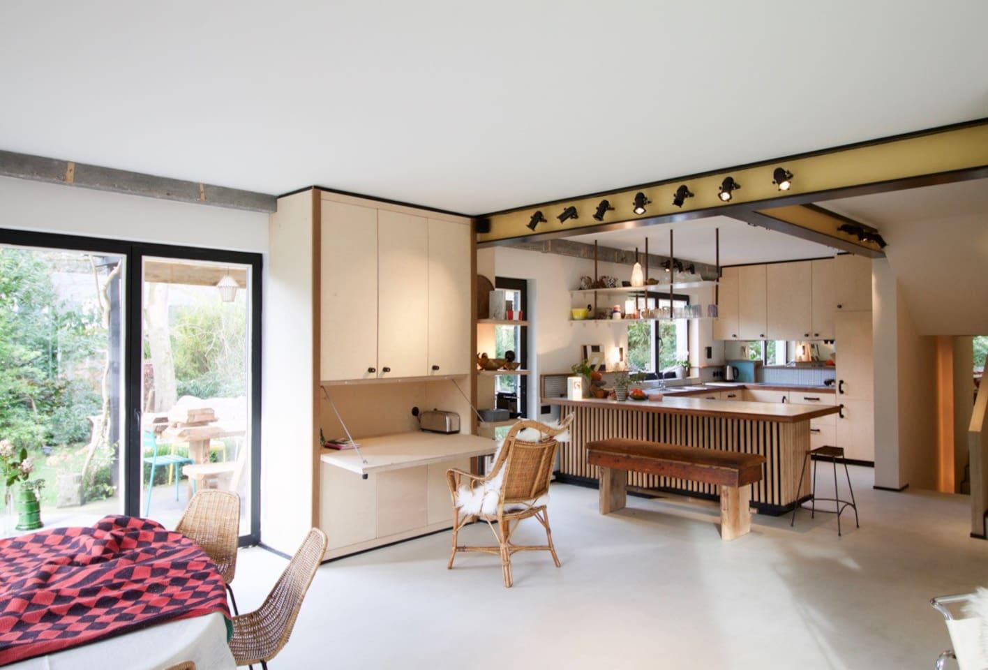 Superbe maison d'architecte