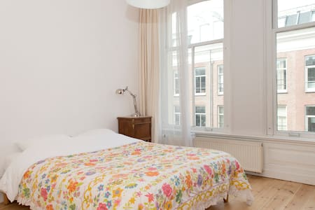 B&B in de Amsterdamse Pijp