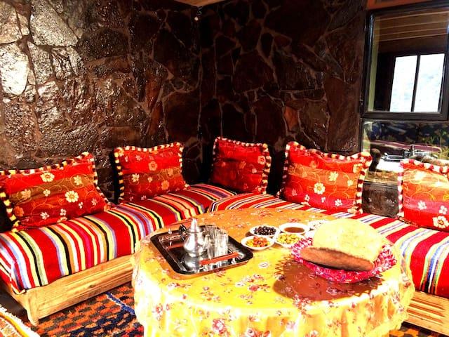 Appartement avec terasse, Atlas Lodge - Marrakesh-Tensift-El Haouz - Lägenhet