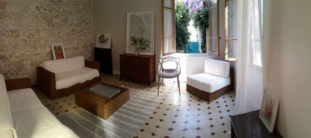 Renovated House in Cannes center - 3 bedroom - Cannes - Hus