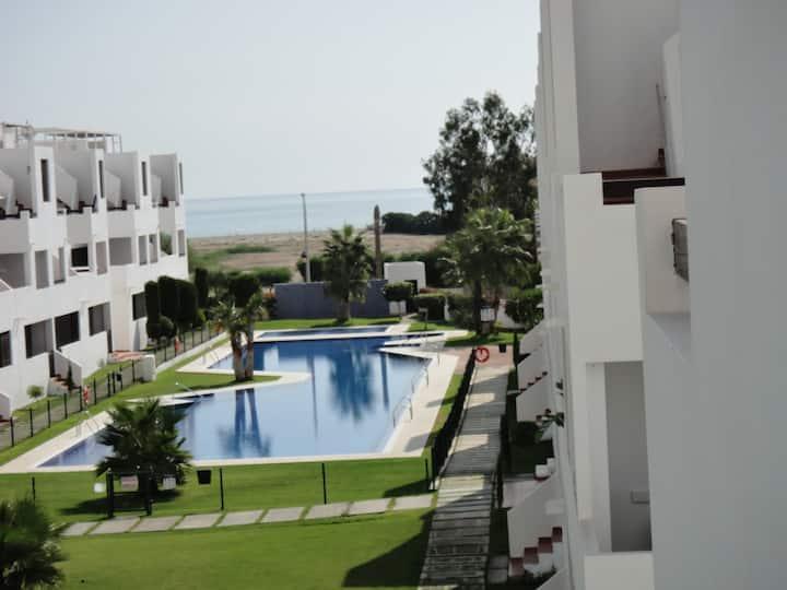 Apartamento Atico junto al mar
