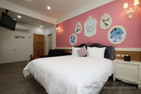 近羅東夜市1 全新套房 坪數大 價格實在 乾淨 安靜 便宜