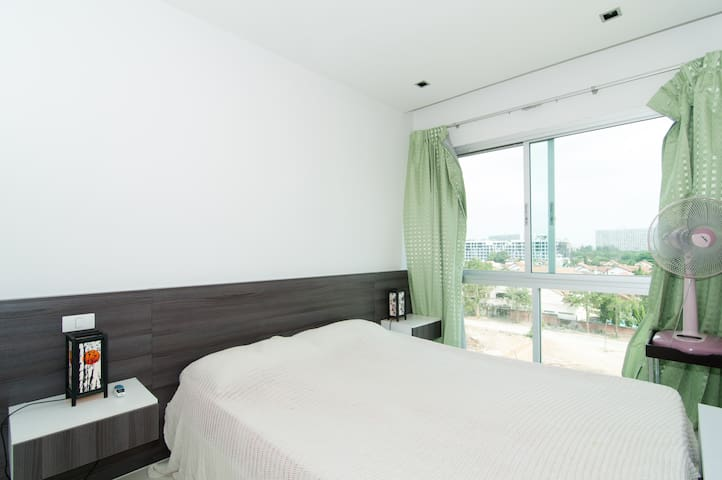 Studio room in The Gallery Jomtien - Bang Lamung - Appartement