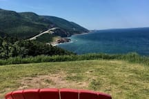 Red Chair Hiking in Cape Breton Highlands National Park