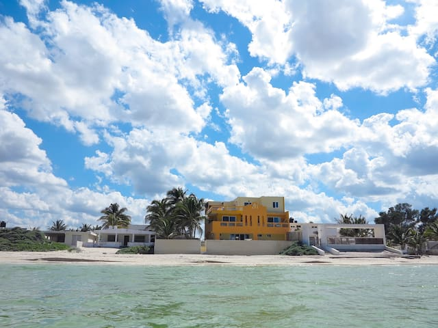 B&B Flamingos Inn Penthouse - Progreso - Bed & Breakfast