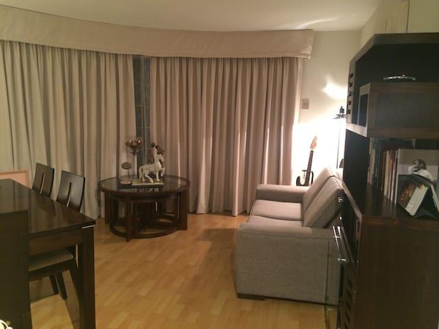 Departamento Ejecutivo Barrio El Golf - Las Condes - Apartemen