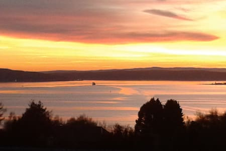Sunset views on the West Coast - Skelmorlie
