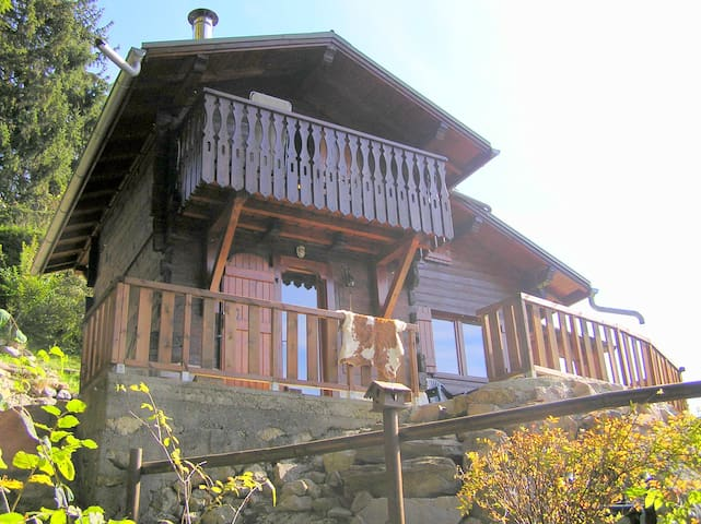 Little chalet in the French Alps - Verchaix - Alpstuga