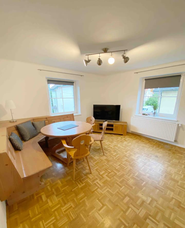 Spacious appartement in the center of Salzburg