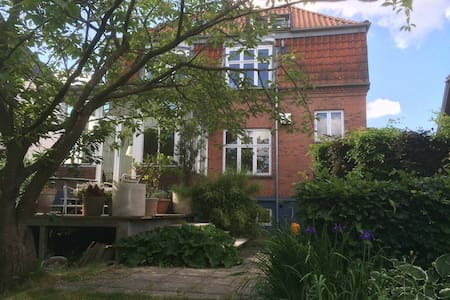 Lovely villa in the heart of Odense - Odense